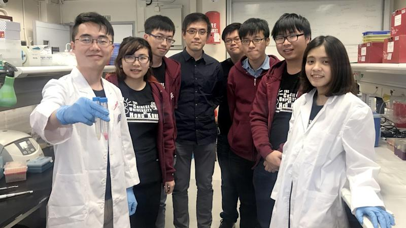 Virus test developed by 15 Hong Kong university students could mean difference between life and death in an epidemic