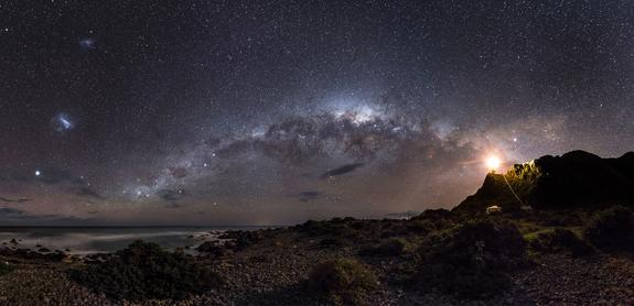 Jaw-Dropping Milky Way Galaxy View Wins Astronomy Photographer of the Year