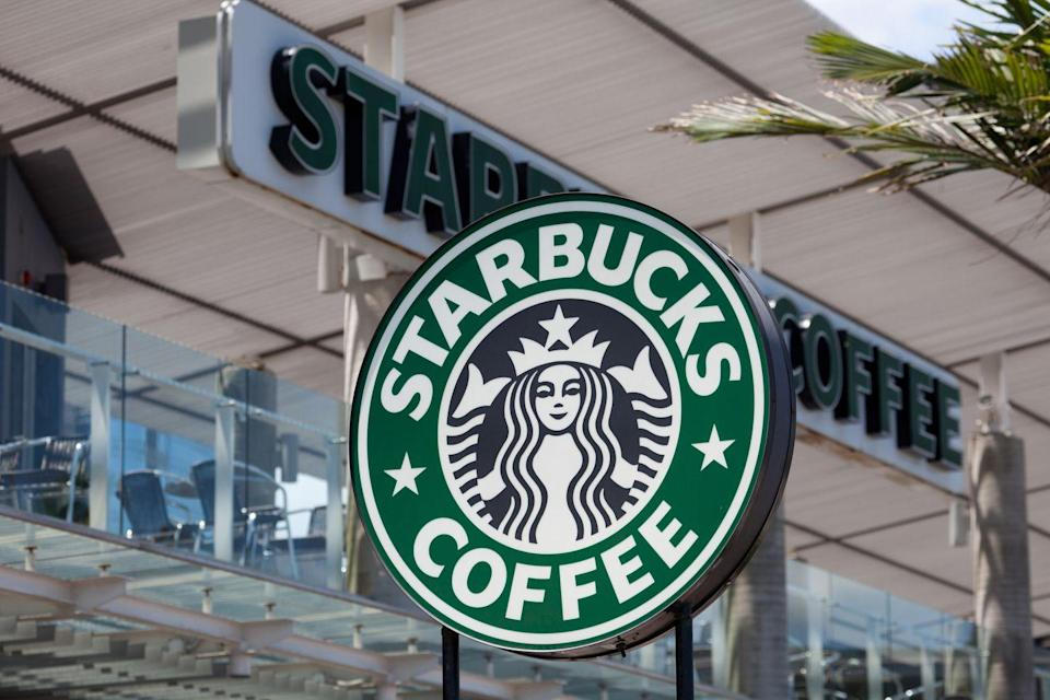 """<p>Gingerbread lattes were made for Christmas morning. <a href=""""https://www.starbucks.com/"""" rel=""""nofollow noopener"""" target=""""_blank"""" data-ylk=""""slk:Starbucks"""" class=""""link rapid-noclick-resp"""">Starbucks </a>agrees, <a href=""""https://www.goodhousekeeping.com/holidays/a30298917/starbucks-christmas-hours/"""" rel=""""nofollow noopener"""" target=""""_blank"""" data-ylk=""""slk:which is why most of its locations will stay open on the 25th"""" class=""""link rapid-noclick-resp"""">which is why most of its locations will stay open on the 25th</a>. But check with your local coffee shop, because they may be operating with reduced hours.</p>"""