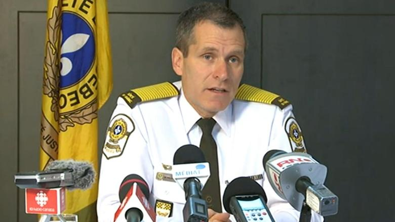 'It won't be an easy year,' says Montreal's interim police chief