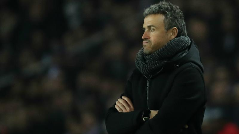 Luis Enrique suggested he'd leave in September - Braida
