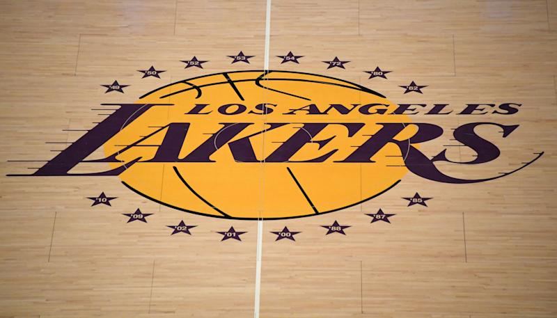 Los Angeles Lakers players are clear of COVID-19, according to the team. (Kirby Lee-USA TODAY Sports)