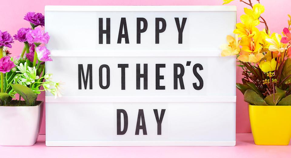 Celebrate that special person in your life this Mother's Day with a little something.  (Getty Images)