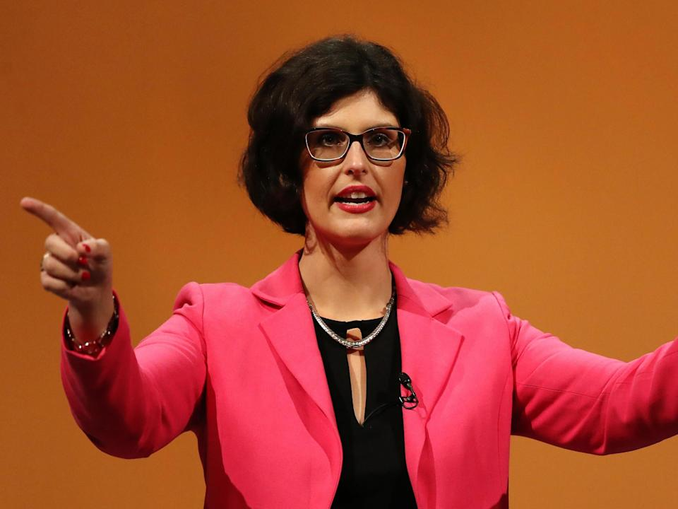 <p>Layla Moran said human rights can't become a 'secondary consideration'</p>PA