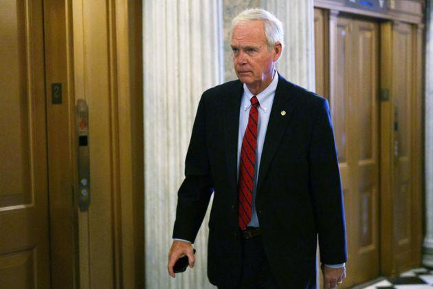 Sen. Ron Johnson (R-Wis.) has not said whether he will run for reelection. (Photo: Alex Wong/Getty Images)