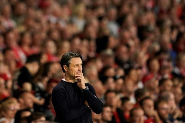 Niko Kovac can build an era at Bayern, said former star Lothar Matthaeus (AFP Photo/Odd ANDERSEN)