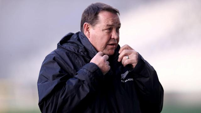 "Steve Hansen said it is ""pointless"" to complain about refereeing decisions, with France feeling hard done by in New Zealand."