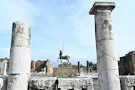 In 2019, Pompeii had more than 3.9 million visitors, making it Italy's third most popular tourist destination