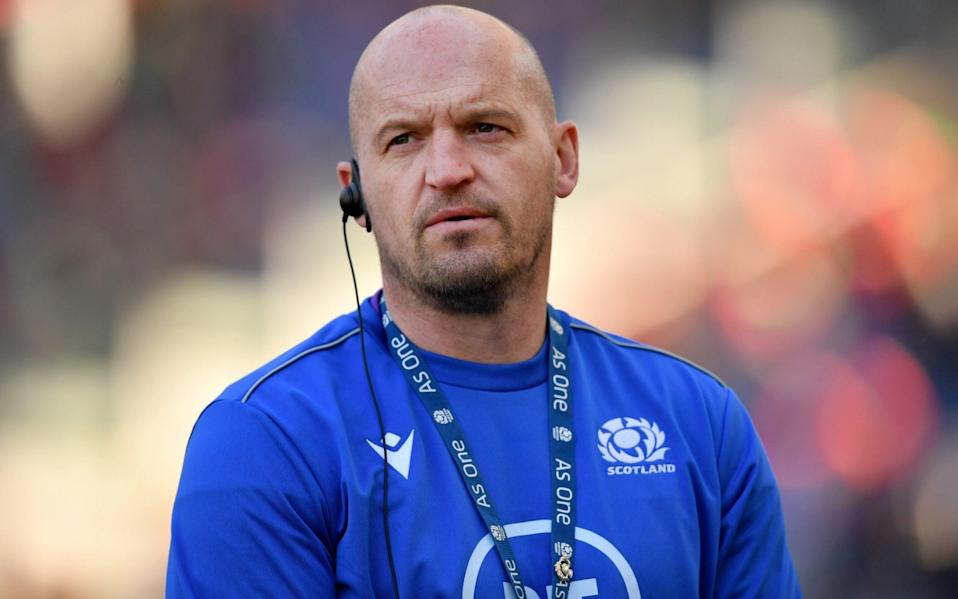 Gregor Townsend exclusive: Why England's World Cup final defeat will shape our Lions gameplan - Getty Images
