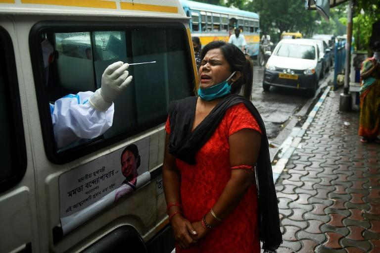 India faces one of the most acute outbreaks in the world