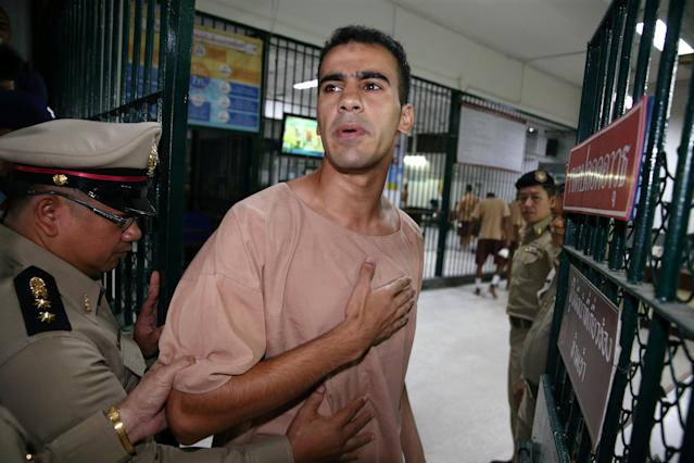 The soccer world is rallying around the plight of Hakeem al-Araibi, an Australian-based player fighting against extradition to his native Bahrain, and in the process discovering its potential for social activism for maybe the first time ever. (Reuters)