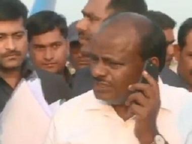 Lok Sabha Election 2019 LIVE Updates: HD Kumaraswamy asks JD(S) leaders to fall in line, stop giving statements contradicting Congress