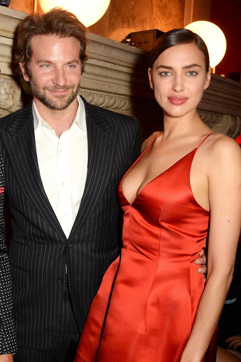 Bradley Cooper and Irina Shayk Are Proud New Parents