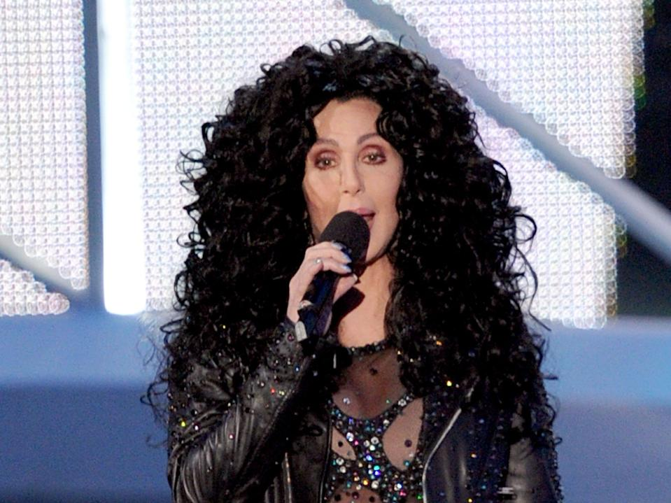 Cher If I could turn back time