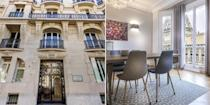 """<p>In the heart of Paris, this aparthotel is just metres from the Eiffel Tower in a renovated, historic building. At <a href=""""https://go.redirectingat.com?id=127X1599956&url=https%3A%2F%2Fwww.booking.com%2Fhotel%2Ffr%2Fresidence-charles-floquet.en-gb.html%3Faid%3D2070929%26label%3Dtrending-summer-destinations&sref=https%3A%2F%2Fwww.redonline.co.uk%2Ftravel%2Finspiration%2Fg35851087%2Fsummer-holiday-destinations%2F"""" rel=""""nofollow noopener"""" target=""""_blank"""" data-ylk=""""slk:Residence Charles Floquet"""" class=""""link rapid-noclick-resp"""">Residence Charles Floquet</a>, there are balconies, high ceilings and fireplaces - all the features for a chic Parisian break.</p><p><a class=""""link rapid-noclick-resp"""" href=""""https://go.redirectingat.com?id=127X1599956&url=https%3A%2F%2Fwww.booking.com%2Fhotel%2Ffr%2Fresidence-charles-floquet.en-gb.html%3Faid%3D2070929%26label%3Dtrending-summer-destinations&sref=https%3A%2F%2Fwww.redonline.co.uk%2Ftravel%2Finspiration%2Fg35851087%2Fsummer-holiday-destinations%2F"""" rel=""""nofollow noopener"""" target=""""_blank"""" data-ylk=""""slk:CHECK AVAILABILITY"""">CHECK AVAILABILITY</a></p>"""