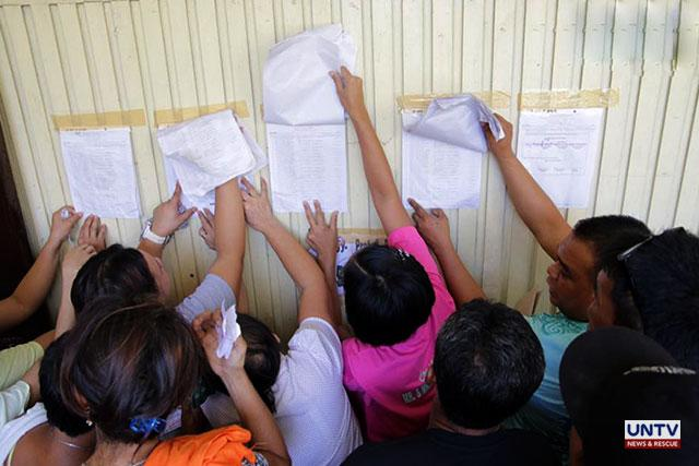 Find Out: Number of Filipino registered voters for May 13 polls
