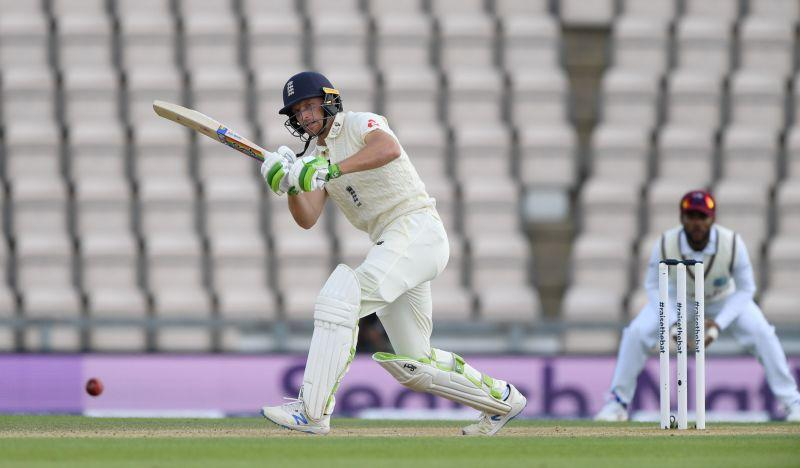 Jos Buttler is walking a tightrope in the English Test side