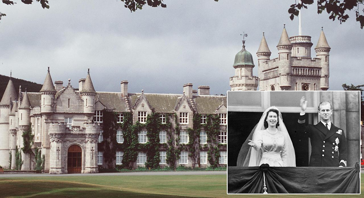 <p>Queen Elizabeth II and the Duke of Edinburgh have enjoyed not one but <em>two</em> honeymoons. Well, they are royalty after all. Shortly after they tied the knot in 1947, the newlyweds honeymooned in Hampshire before travelling into Birkhall in Aberdeenshire. And several royals have since followed in their footsteps, as Prince Charles and Prince Edward continued the tradition by spending part of their own honeymoons at the private lodge on the Queen's Balmoral Estate.<br />To mark their 60th wedding anniversary, the couple spent their second honeymoon in Malta where they lived while Prince Philip served with the Royal Navy. <em>[Photo: Getty]</em> </p>