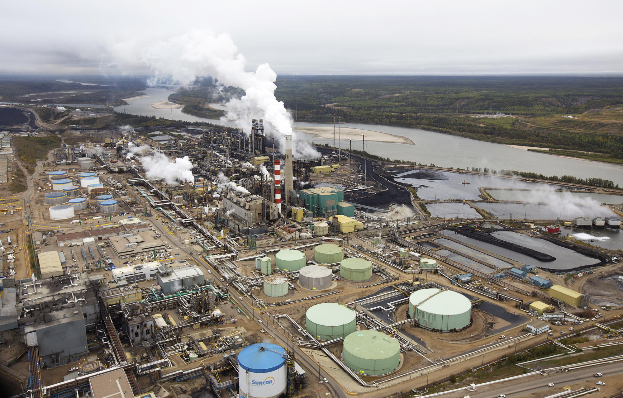 TC Energy, Pembina Pipeline team up for 'Alberta Carbon Grid' project