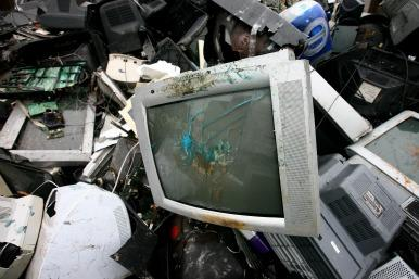 smashed computers