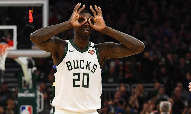 Marvin Williams has averaged 17.5 minutes per game since joining the Milwaukee Bucks. (Stacy Revere/Getty Images)
