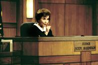 """<p>It's hard to imagine daytime TV without Judge Judy at this point! Her famous, no-nonsense approach to the cases in her courtroom has earned her a following for 25 years and counting, and she's outlasted many of the talk-show hosts who shared daytime TV with her back in 1996. In more recent years, more criticisms of Judy and the show's setup have come out, but there's no denying that it's been a huge influence on the mini industry of """"crime and justice"""" shows.</p>"""
