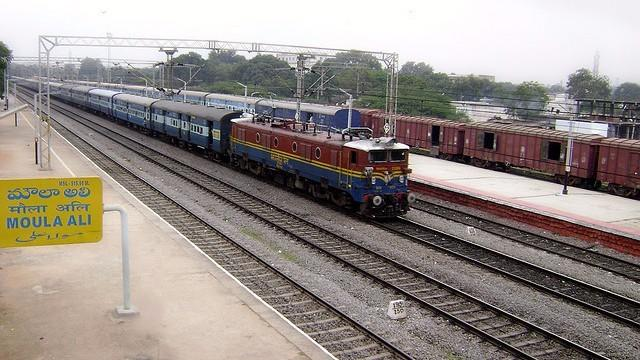 Teen Electrocuted to Death on Top of a Train in Hyderabad