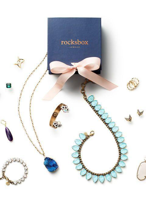 "<p>This subscription services allows her to try three pieces of jewelry out at a time before swapping them for different pieces, with the option to keep items she really loves.</p><p><a class=""link rapid-noclick-resp"" href=""https://go.redirectingat.com?id=74968X1596630&url=https%3A%2F%2Fwww.rocksbox.com%2Fgifts%3Firgwc%3D1%26clickid%3D3uxQRe1SuQyeW2710pQ3TT0hUkmUT3SlMUy2yU0&sref=https%3A%2F%2Fwww.redbookmag.com%2Fhome%2Fg34747140%2Fchristmas-gifts-for-mom%2F"" rel=""nofollow noopener"" target=""_blank"" data-ylk=""slk:SHOP NOW"">SHOP NOW</a></p>"