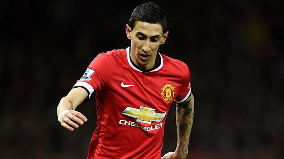 Ángel Di María | Laurence Griffiths/Getty Images