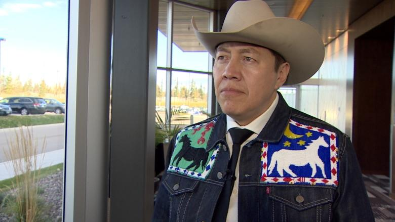 Province didn't consult with Tsuut'ina Nation on Springbank dry dam, chief alleges