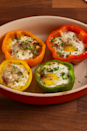 "<p>The cutest eggs we ever did see!</p><p>Get the recipe from <a href=""https://www.delish.com/cooking/recipe-ideas/recipes/a51522/pepper-egg-in-a-hole-recipe/"" rel=""nofollow noopener"" target=""_blank"" data-ylk=""slk:Delish"" class=""link rapid-noclick-resp"">Delish</a>. </p>"