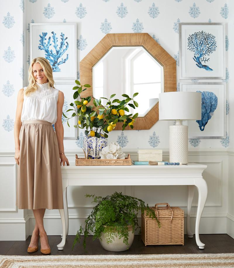 POTTERY BARN DEBUTS COLLECTION WITH NASHVILLE-BASED INTERIOR DESIGNER SARAH BARTHOLOMEW & POTTERY BARN DEBUTS COLLECTION WITH NASHVILLE-BASED INTERIOR ...
