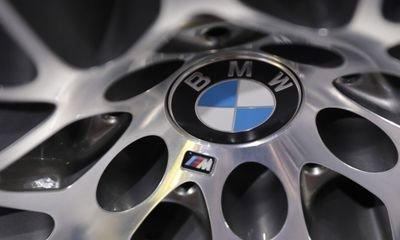 BMW workers in UK strike over pension plans