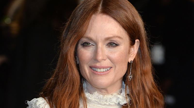 Julianne Moore Comes Forward With James Toback Harassment Story