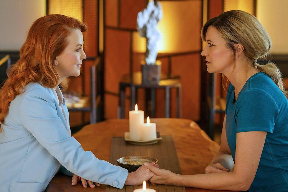 Lucy Lawless, Renee O'Connor