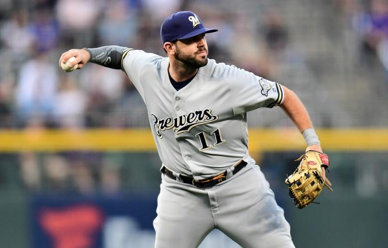 MLB notebook: Mariners trade C Narvaez to Brewers