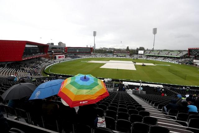The cricket season has already been postponed until at least May 28