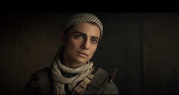 Farah Ahmed Karim is the leader of rebel forces in Urzikstan in Call of Duty: Modern Warfare.