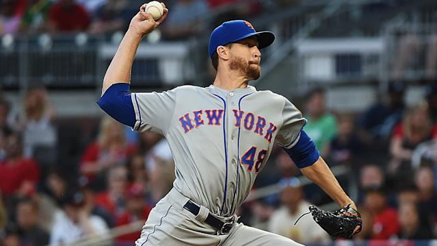 "David ""headChopper"" Kaplen gives his favorite MLB DFS picks for Friday, May 17. (Getty Images)"