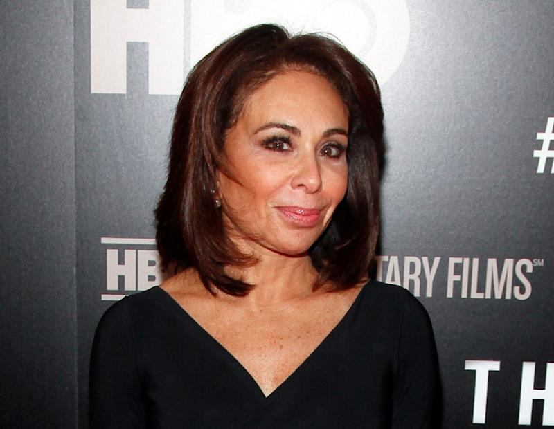"""Fox News says Jeanine Pirro ran into technical problems when """"Justice with Judge Jeanine"""" aired Saturday night."""