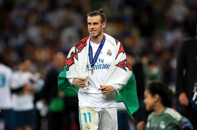 Bale's time at Madrid ended sourly after being frozen out by Zinedine Zidane