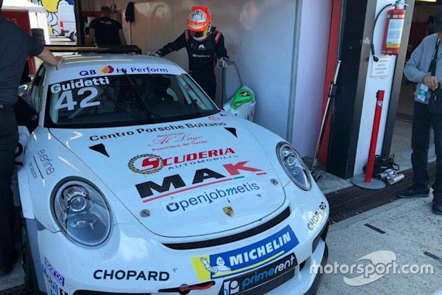 """Guidetti in Carrera Cup con Duell Race <span class=""""copyright"""">Duell Race</span>"""