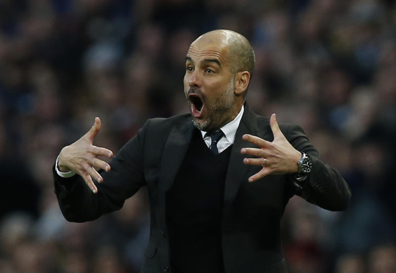 Pep Guardiola 'Planning' Summer Transfer Raid of Tottenham Hotspur