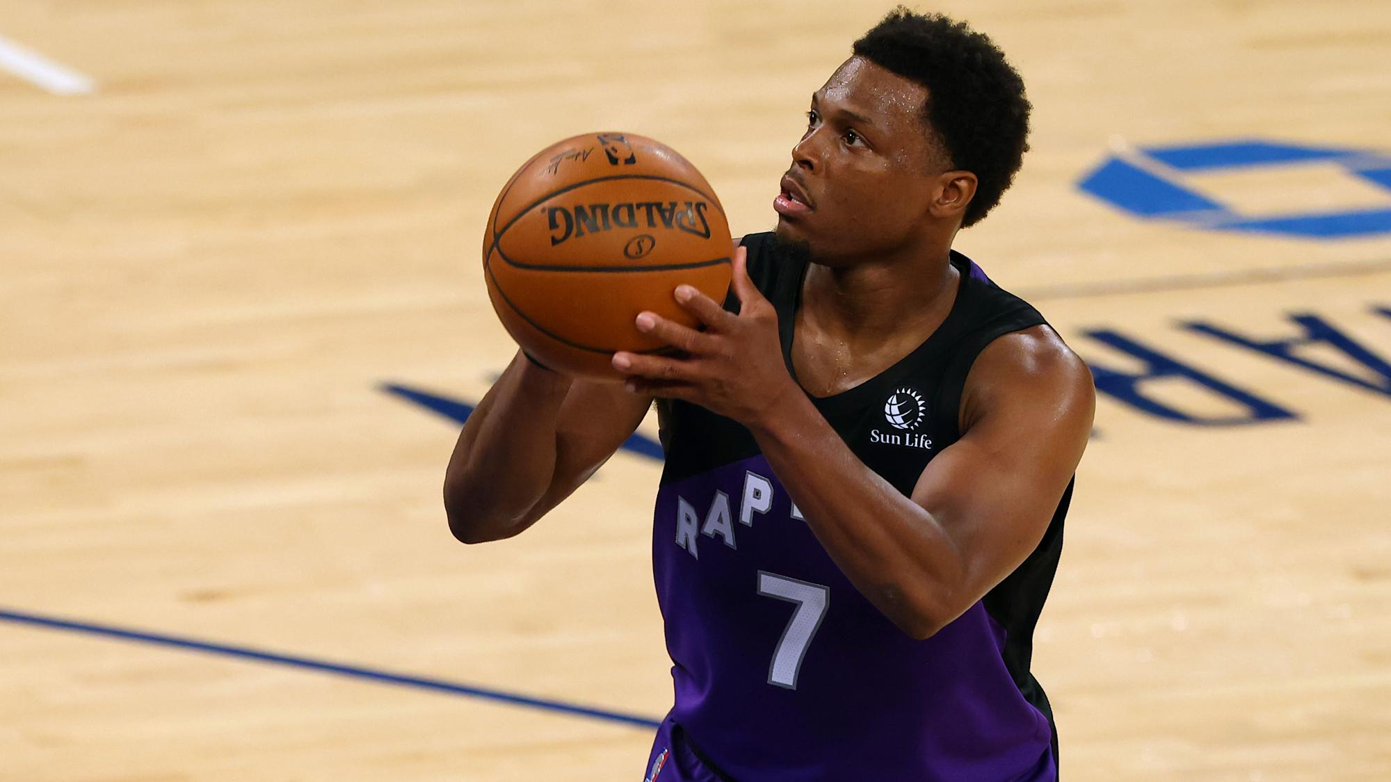 Kyle Lowry will only respond to 'Dr. Lowry' after receiving honorary doctorate