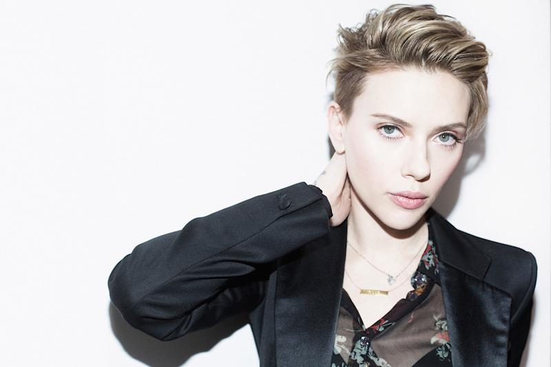 Actor Scarlett Johansson is photographed on September 1, 2016 in Paris, France. (Photographed by Francois Berthier/Contour by Getty Images)