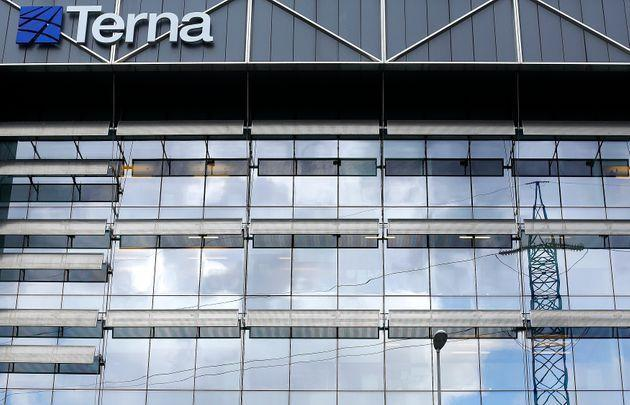 The logo of Terna is seen in Rome's headquarter, Italy March 7, 2016. REUTERS/Tony Gentile (Photo: Tony Gentile via Reuters)
