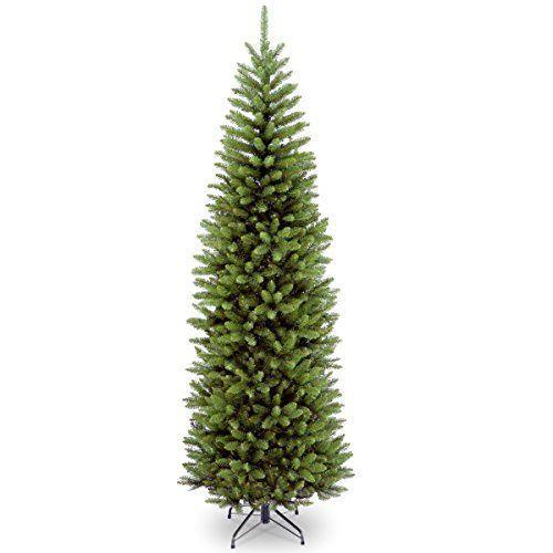 """<p><strong>National Tree Company</strong></p><p>amazon.com</p><p><strong>$79.00</strong></p><p><a href=""""https://www.amazon.com/dp/B009LA2DAU?tag=syn-yahoo-20&ascsubtag=%5Bartid%7C2089.g.34729900%5Bsrc%7Cyahoo-us"""" rel=""""nofollow noopener"""" target=""""_blank"""" data-ylk=""""slk:Shop Now"""" class=""""link rapid-noclick-resp"""">Shop Now</a></p><p>Calling all small space dwellers: This slim style from the National Tree Company will make a statement without taking up precious real estate. </p>"""