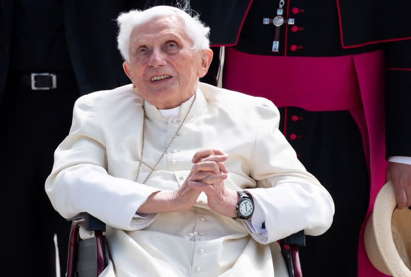 Ex Pope Benedict's condition 'not particularly worrying' - Vatican