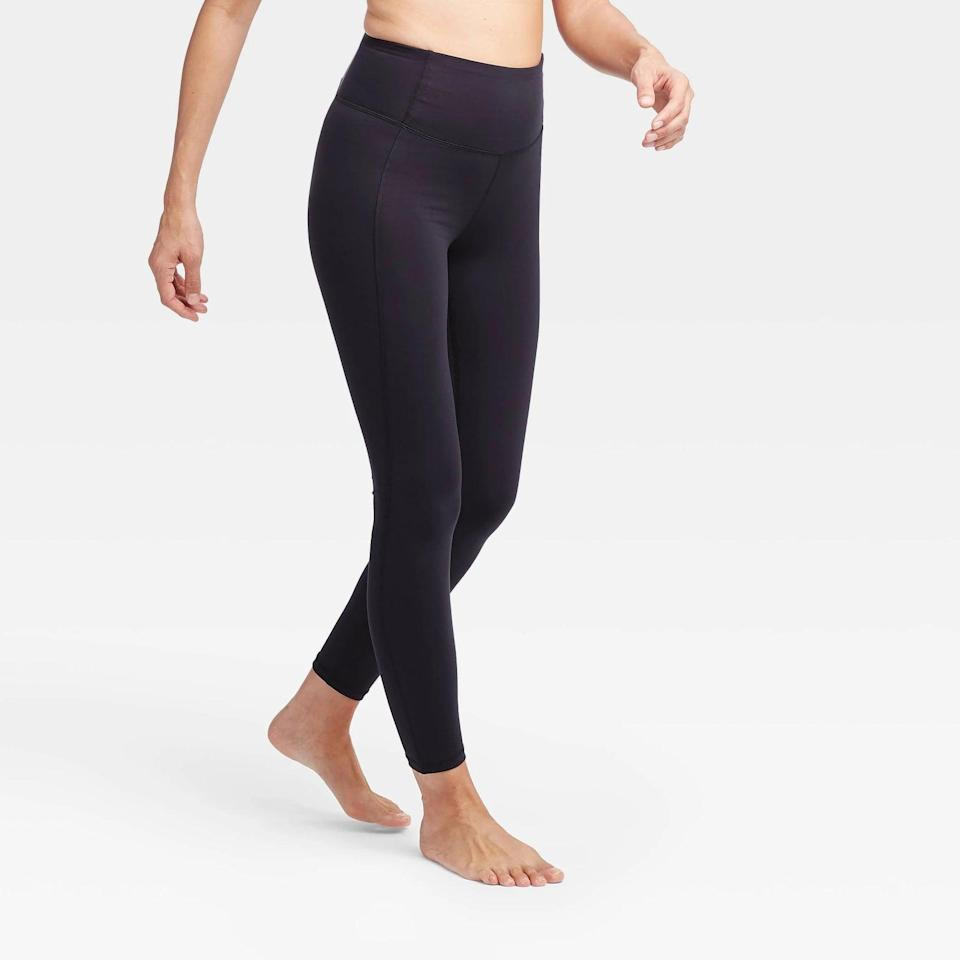 <p>These <span>All in Motion Contour Power Waist High-Rise Leggings</span> ($25) are classics.</p>