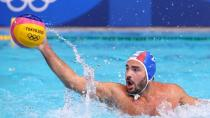 Water Polo - Men - Group A - United States v Italy